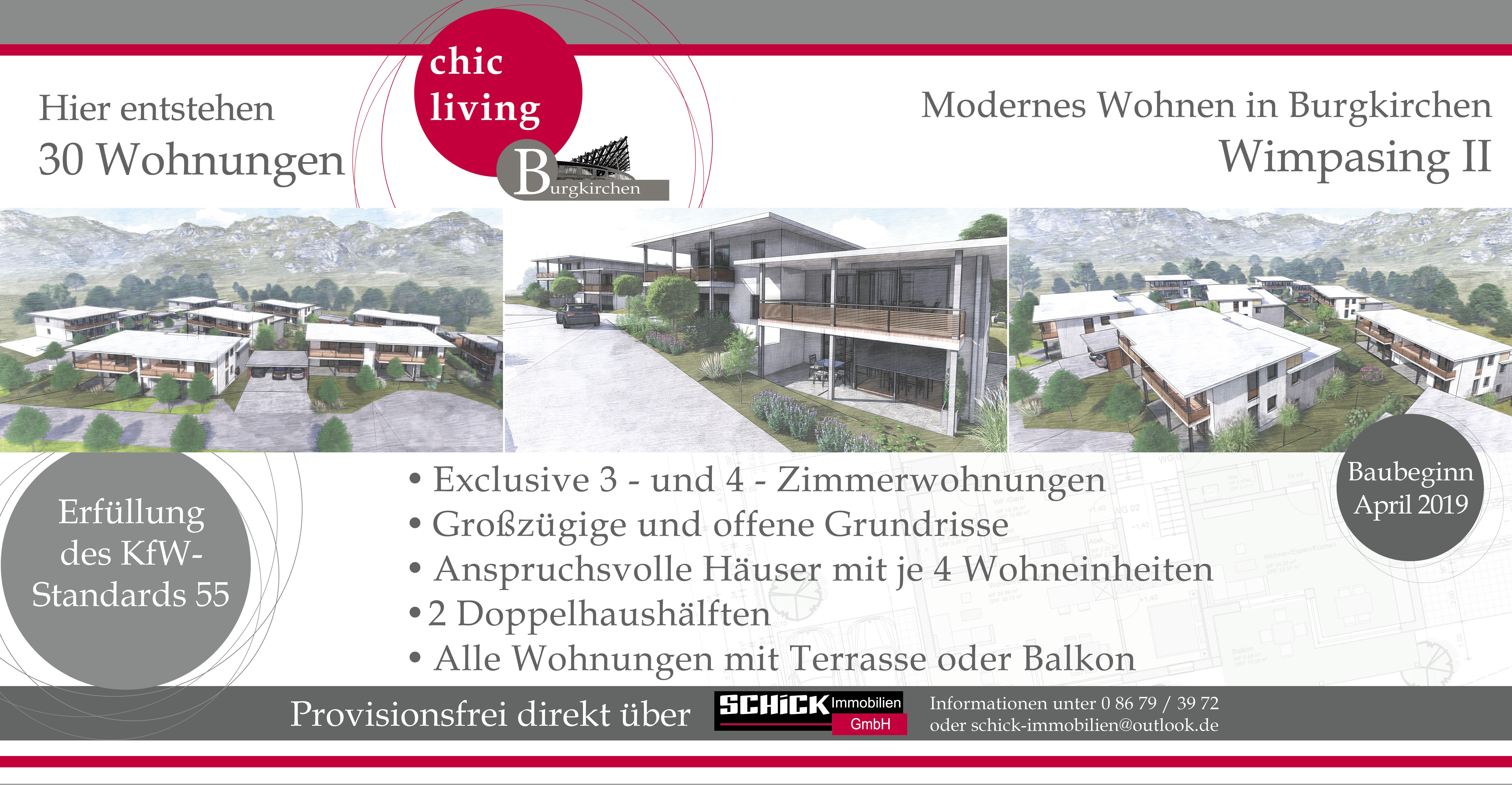 Schick Hans Immobilien Verkauf Und Vermietung Modernes Wohnen In